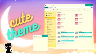 How to Super Cute ✦⭒ Windows Theme ⭒✦    Aesthetics for your Laptop! screenshot 4