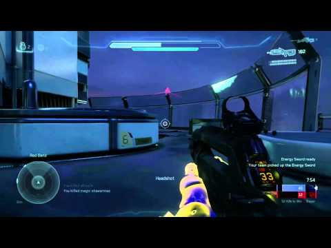 Watch the Halo 5 beta's rarest achievement, the Killpocalypse