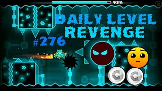 DAILY LEVEL #276 Geometry Dash 2.1 el nivel REVENGE