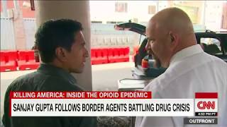 Will Trump's border wall stem flow of drugs into US?