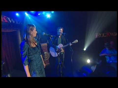 Glenn Richards & Amanda Brown - Some Velvet Morning (Live @ Rockwiz)