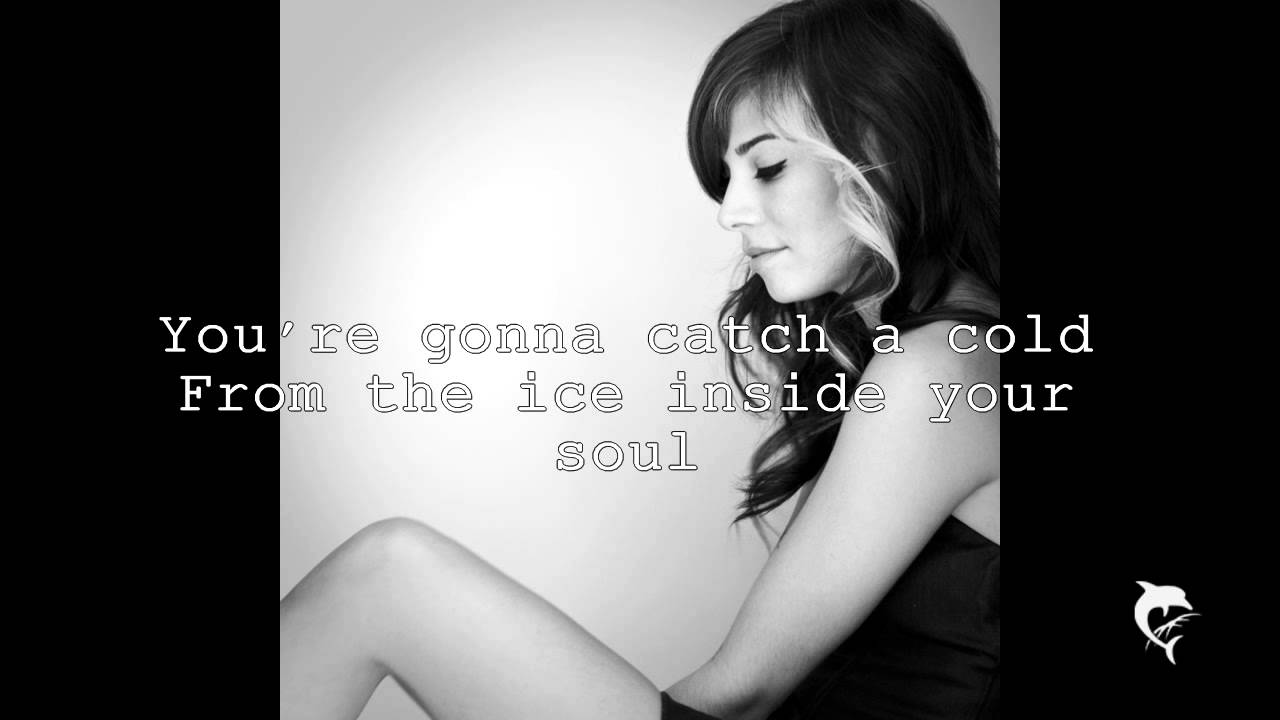 Christina Perri Jar Of Hearts Lyrics Youtube