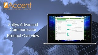 Zultys Advanced Communicator: Unified Communication Mac/PC Client