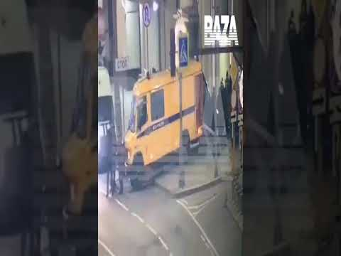 Стрельба в Москве у здания ФСБ