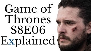 Game Of Thrones S8E06 Finale Explained