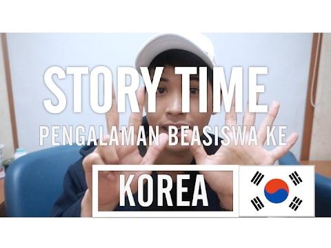 Storytime Pengalaman Beasiswa Ke Korea Kgsp Dan Gangneung