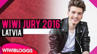 Eurovision Review 2016: Latvia - Justs -