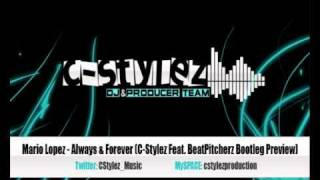 Video Mario Lopez - Always & Forever (C-Stylez Feat. BeatPitcherz Bootleg Preview) download MP3, 3GP, MP4, WEBM, AVI, FLV Juli 2018