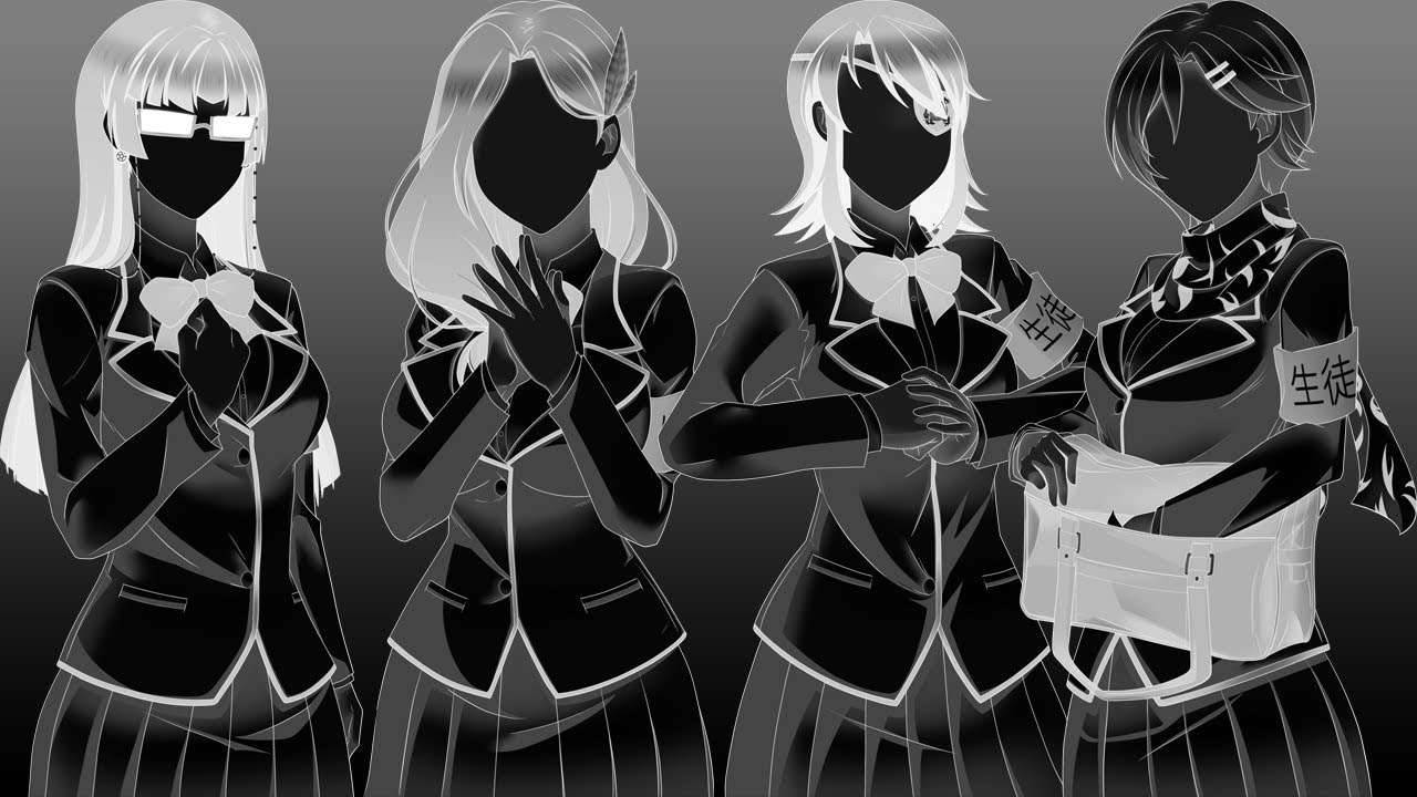 The Student Council in Yandere Simulator (Story Focus)