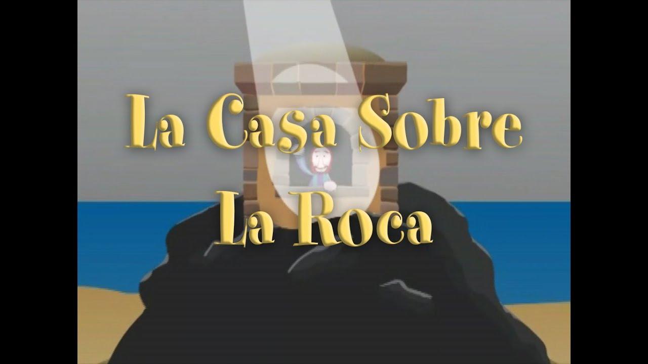 Parábola De La Casa Sobre La Roca Valivan