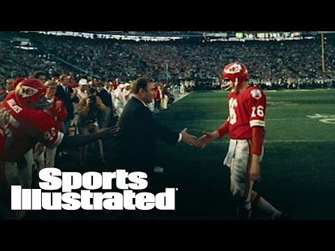 Len Dawson recalls '65 Toss Power Trap' in Super Bowl IV | SI Now ...