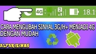 cara mengubah sinyal edge3gh menjadi 4g lte dengan mudah tanpa aplikasi