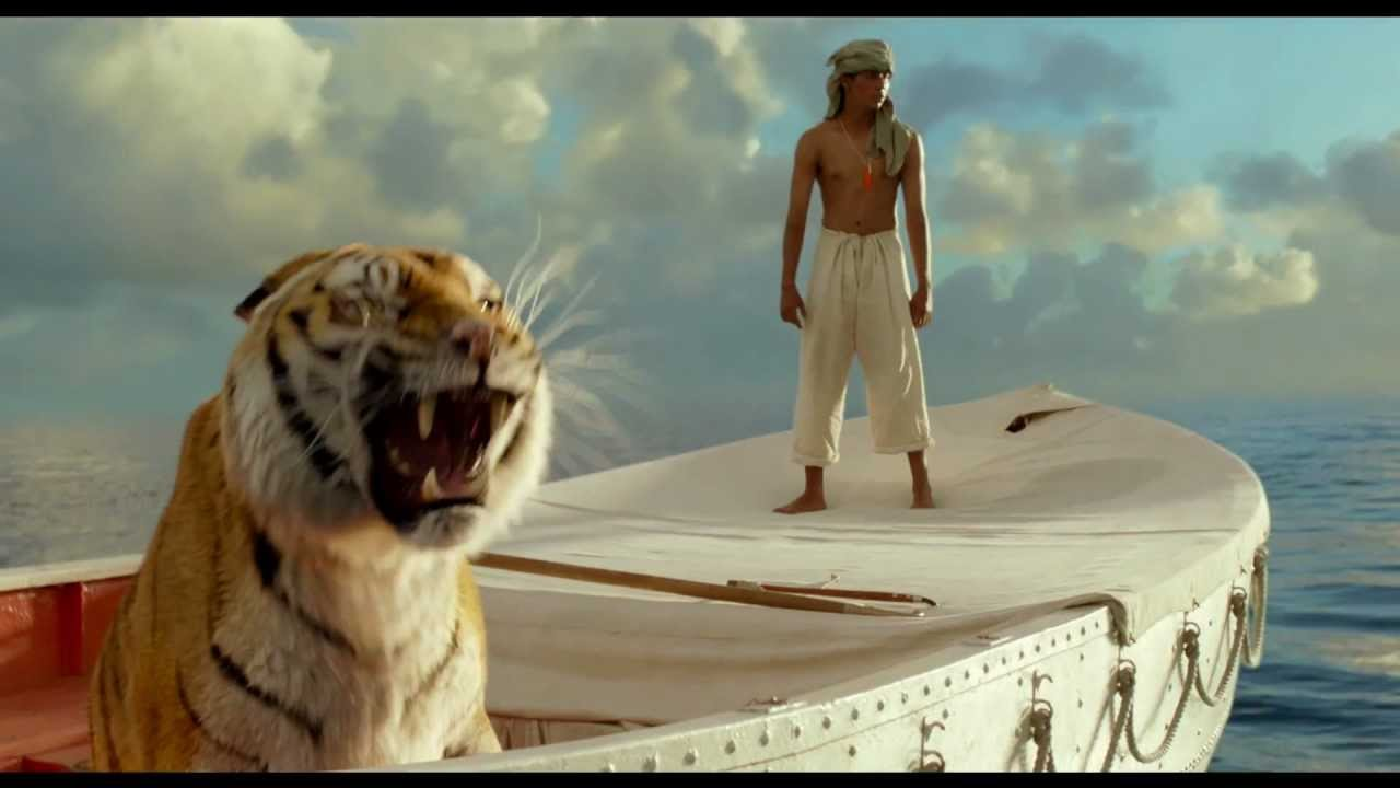 Life of pi behind the scenes youtube for Life of pi pool scene