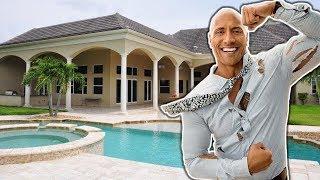 Dwayne Johnson Nasıl Yaşıyor, Milyarlarını Nasıl Harcıyor?