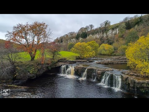 Best Of North Yorkshire By Drone 4K