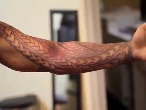Polynesian Tattoos Islandtat Josh M4v Armband Tattoos Armband
