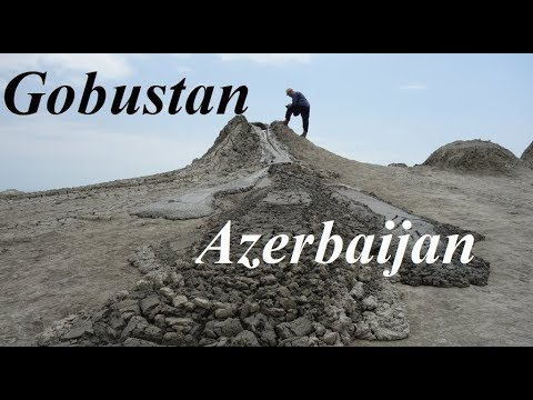 Azerbaijan Gobustan Mud Vulcano Part 14