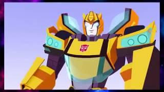 First Transformers Cyberverse Clip - Thundercracker Battles Two Autobots - REACTION