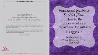 Paparazzi Business Success Plan, How to Be Successful as a Paparazzi Consultant Thumbnail