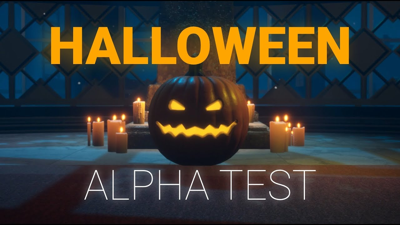 Midnight Ghost Hunt - Halloween Alpha Announcement