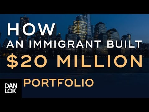 How An Immigrant Built A $20 Million Real Estate Portfolio | How to Invest Like a Millionaire Ep. 6