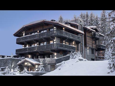 Chalet Edelweiss - Luxury Ski Chalet Courchevel, France
