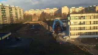 видео Дачный дом под снос — разрушить или разобрать?