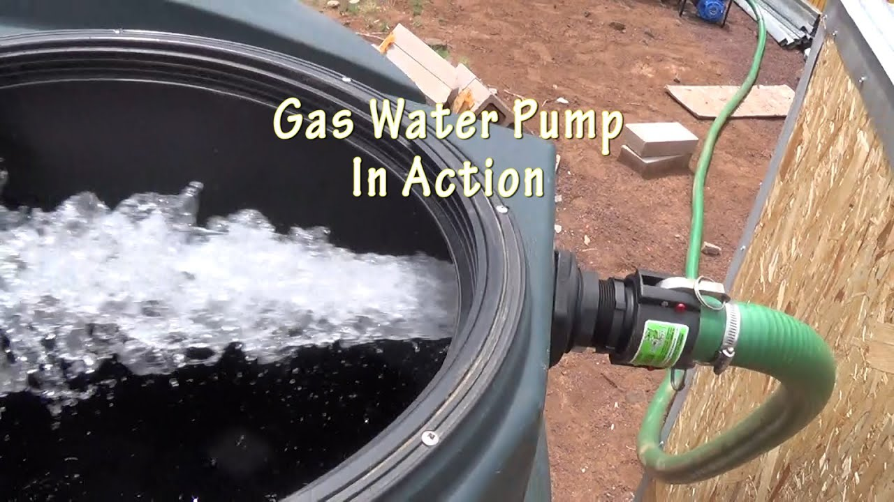 Water Pumps That Hook Up To Garden Hose
