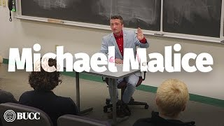 Michael Malice on North Korea | Bucknell University - 2017