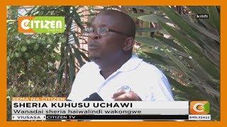 Watetezi wa haki za kibinadamu watak sheria kuhusu uchawi zibadilishwe
