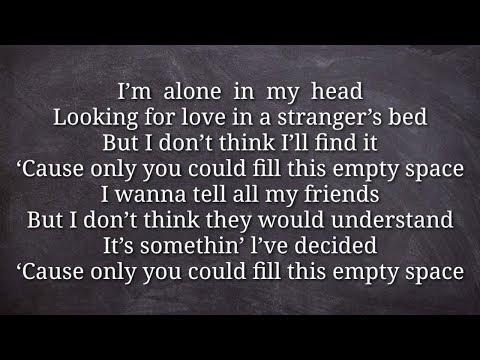 James Arthur - Empty Space HQ Lyrics video