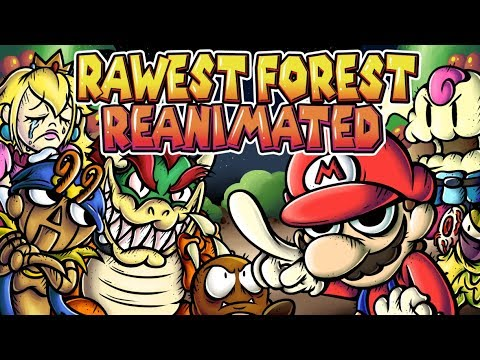 Rawest Forest Reanimated Collab (SMRPG Music Video)