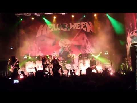 Helloween - Wanna be God, Nabataea [HELLISH ROCK TOUR PART II - Opening Act] [15-03-2013]