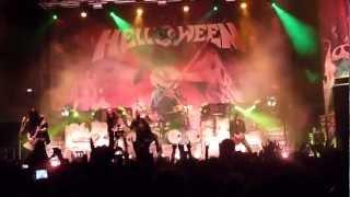 Helloween - Wanna be God, Nabataea [HELLISH ROCK TOUR PART II - Opening Act] [15-03-2013]