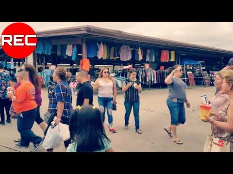 Traders Village -  Flea Market - Houston, Texas - (La Pulga) September 23, 2018