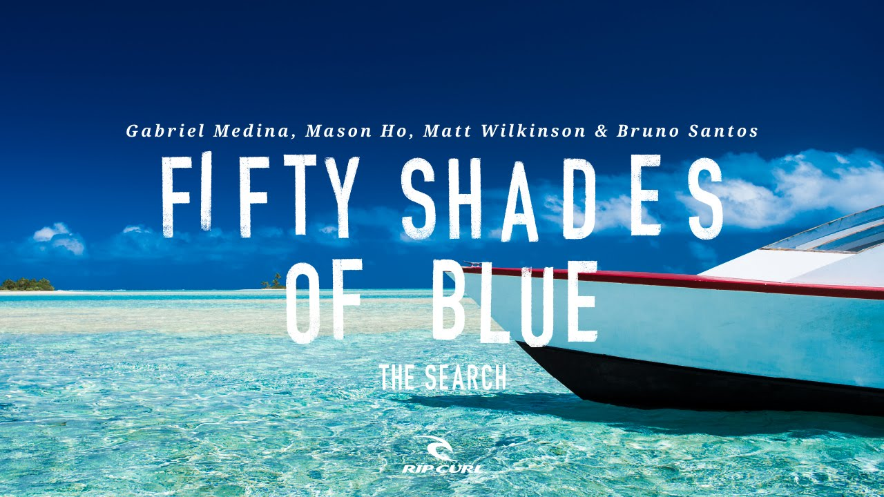 Fifty Shades of Blue   The Search - YouTube