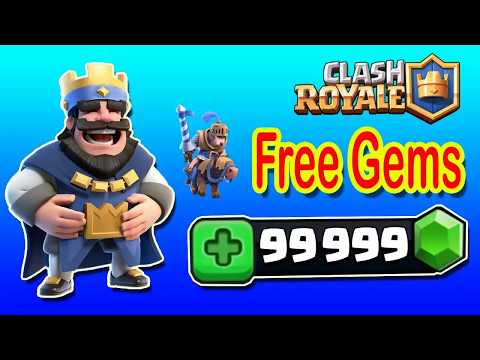 Clash Royale Hack 2017 - Clash Royale Gems Cheats Online (Android/iOS)