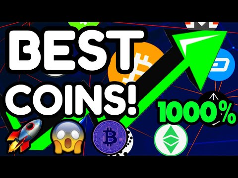 BEST ALTCOINS TO BUY NOW - These Altcoins Will EXPLODE - HUGE POTENTIAL 100X