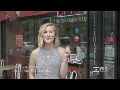 Unforgettable Pizza & Pasta Restaurant in Vancouver BC serving the Best New York Style Pizza