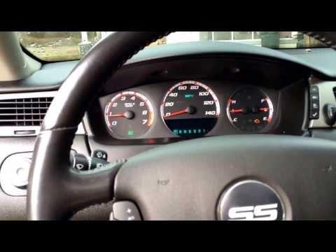 2008 Impala SS LS4 on Iroc's