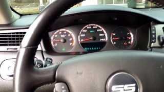 2008 impala ss ls4 on iroc s
