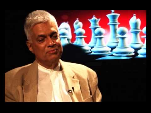 Ranil Wickremesinghe in Exclusive Interview on Face to Face Trailer Newsfirst