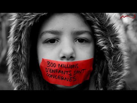 300 MILLIONS D'ENFANTS (Association Mômes du Monde - Spot de Pub)