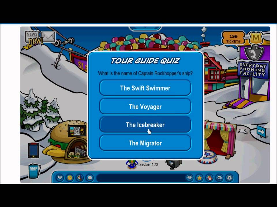 How to become a Tour Guide – Club Penguin Cheats 2016