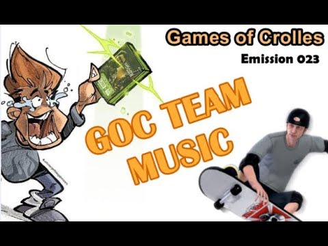 GOC 23 - BEST OF Games Of Crolles Music - Radio Gresivaudan