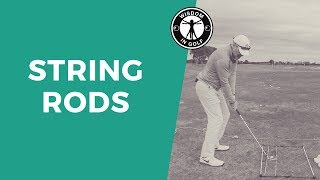 AWESOME NEW TRAINING AID for DRAWS AND FADES| Wisdom in Golf | Shawn Clement