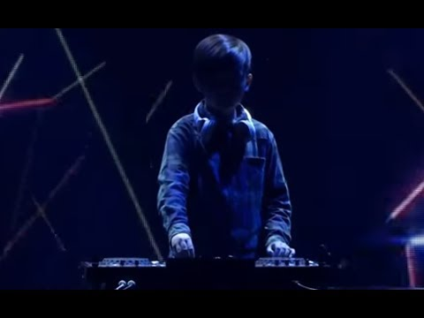 DJ Cilik? Kenalan Sama Varrel Yang Jago Banget NgDJ | Little Big Shots Indonesia #5 (1/5) GTV 2017