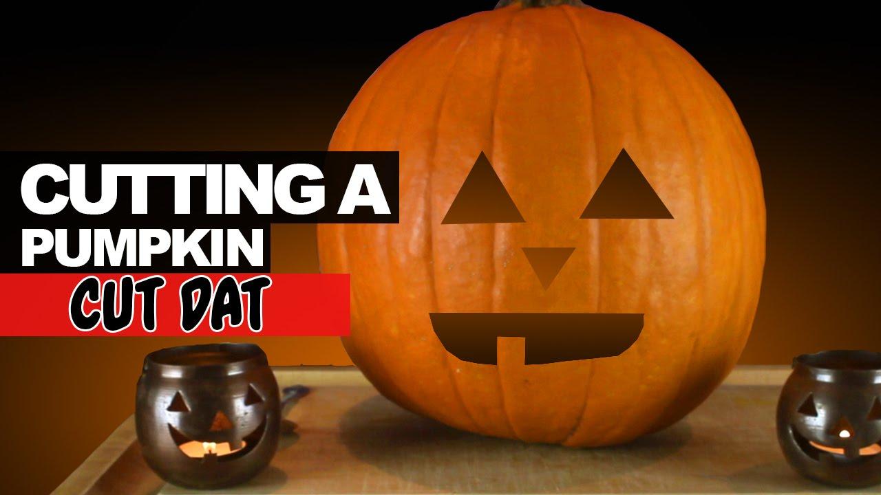 How to cut a pumpkin 9