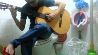 Bản tình ca đầu tiên - solo guitar - Tiểu Cồ