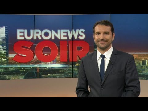 Euronews Soir : l'actualité du vendredi 7 juin 2019